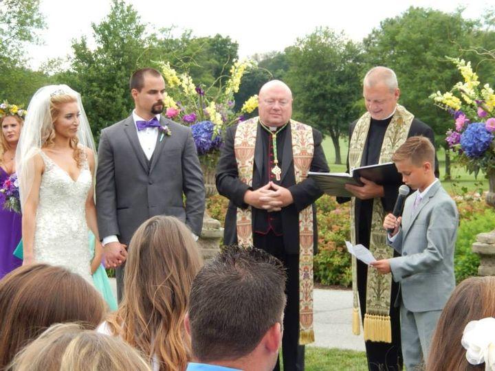 Tmx 1426846803310 Michael  Stephanie Ritchie Wedding 7 Lewes, Delaware wedding officiant