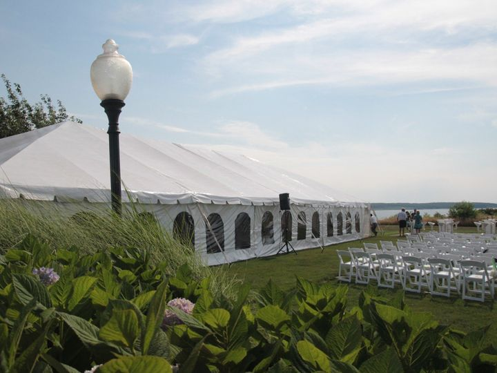 Tmx 1384452619626 40 X 80 Frame Tent With Window Side Medford, NY wedding rental