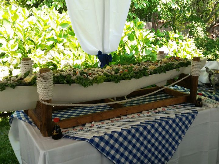 Tmx Catering Buffet Boat 51 76698 1569428060 Medford, NY wedding rental
