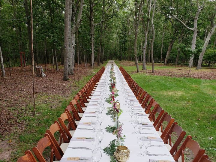 Tmx Chairs Fruitwood Folding At King Table 51 76698 1569428080 Medford, NY wedding rental