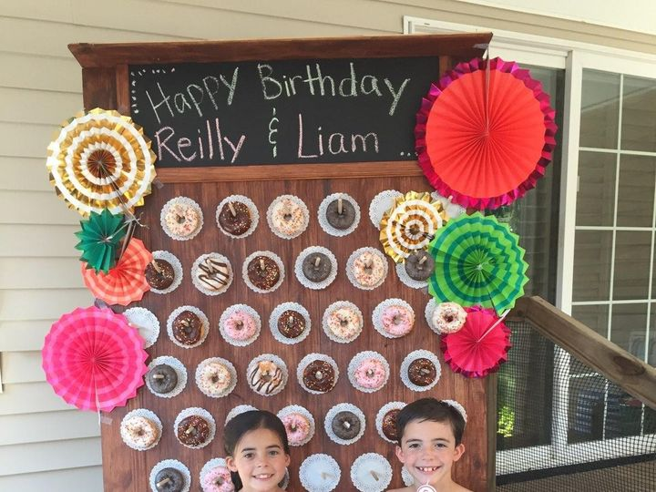 Tmx Donut Wall 51 76698 1569428213 Medford, NY wedding rental