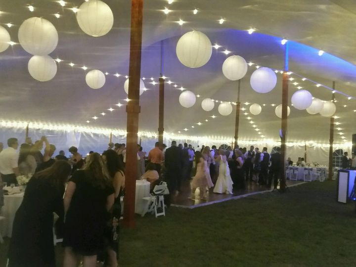 Tmx Lighting Paper Lanterns 51 76698 Medford, NY wedding rental