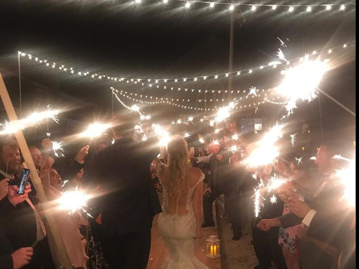 Tmx Lighting Streamer Custom Beach 51 76698 1569428150 Medford, NY wedding rental