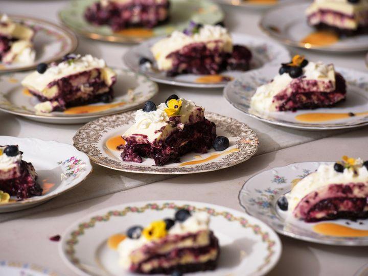 Tmx Vintage Salad Dessert Plate 51 76698 1569428544 Medford, NY wedding rental