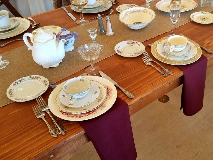 Tmx Vintage Table Setting 51 76698 1569428554 Medford, NY wedding rental