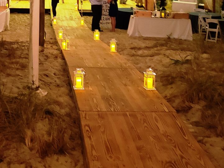 Tmx Wood Floor Walkway 51 76698 1569428117 Medford, NY wedding rental