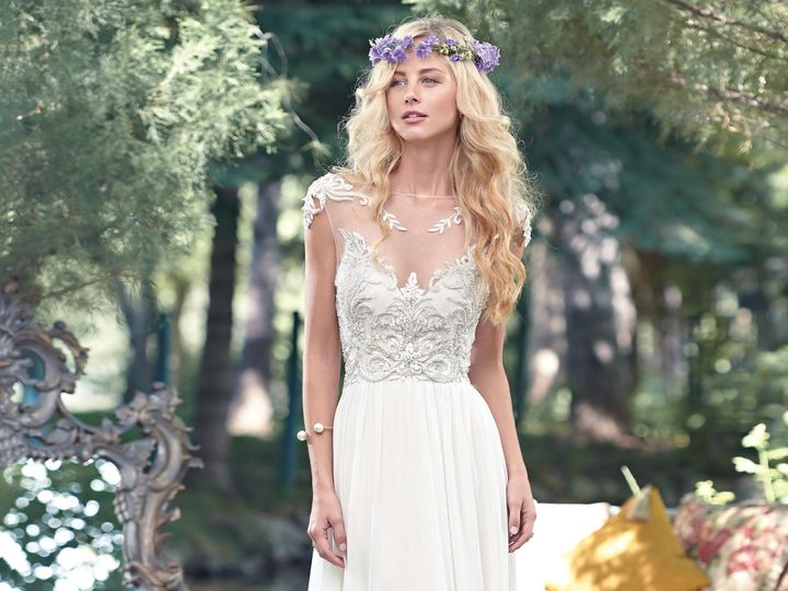 Tmx 1444240517471 6mr191alt1 Pleasanton wedding dress