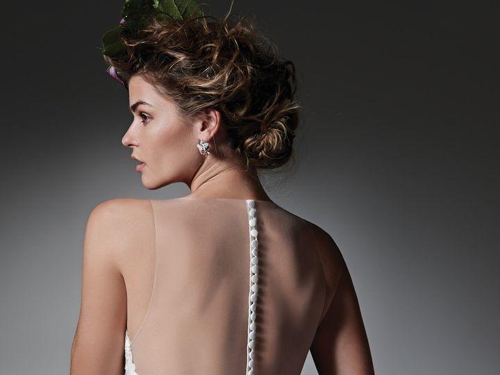 Tmx 1444240554973 6sc247front Pleasanton wedding dress