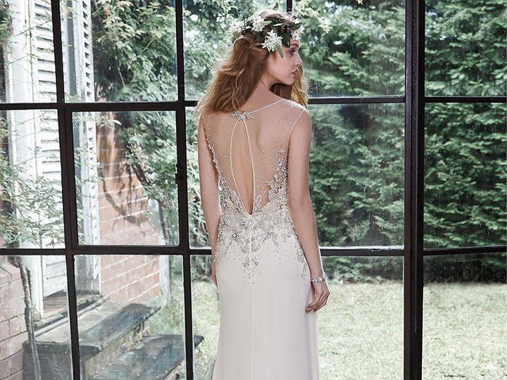 Tmx 1444241727240 Zarina5hw166back Pleasanton wedding dress