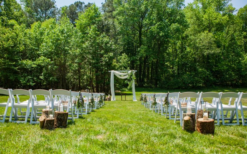outdoor ceremony butterfly pavilion 51 997698 v1