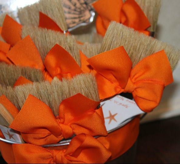 starfish emblem orange 4
