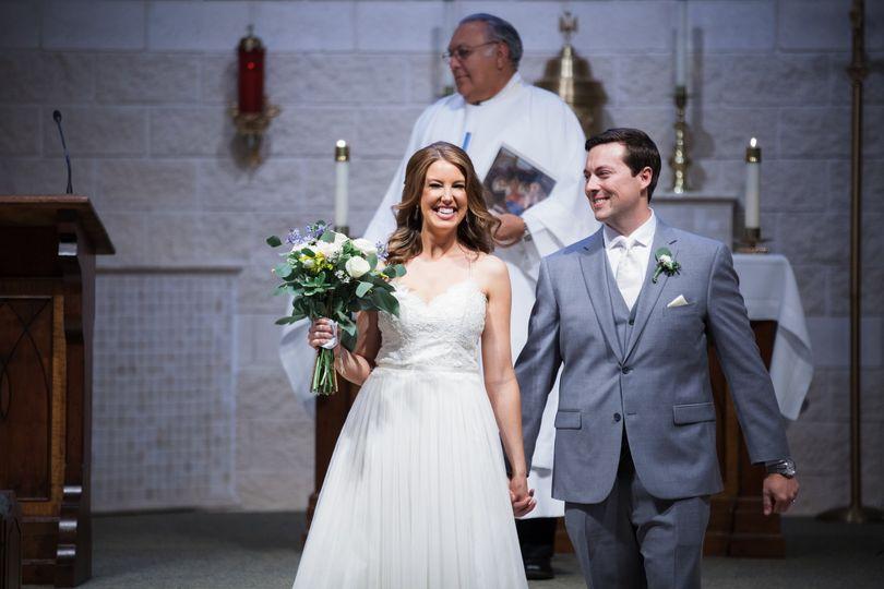 Church weddings, no problem!
