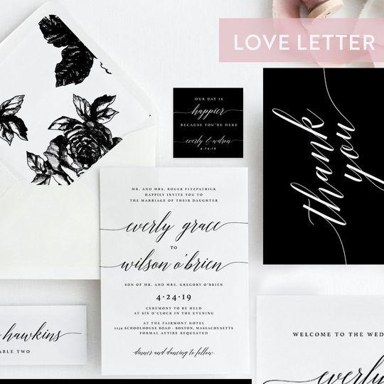 Love letter suite