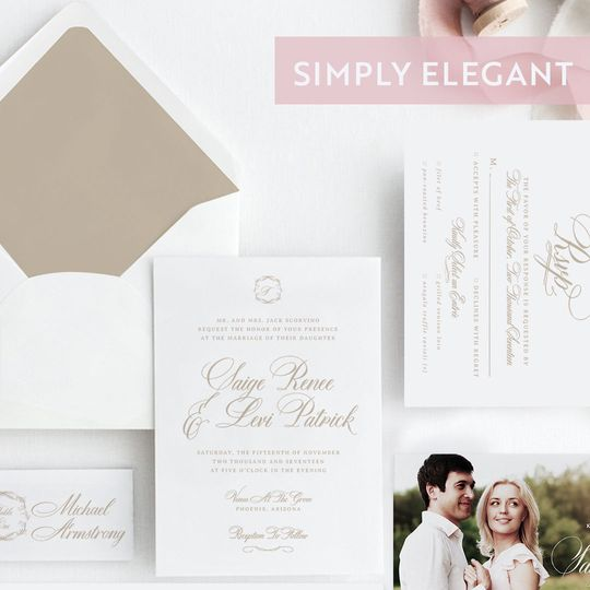 Simply Elegant Suite