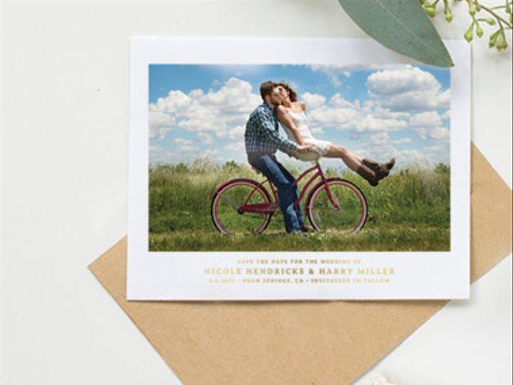 Tmx 1499695531770 Preview Full Ssmockuppinterest1 Albany, NY wedding invitation