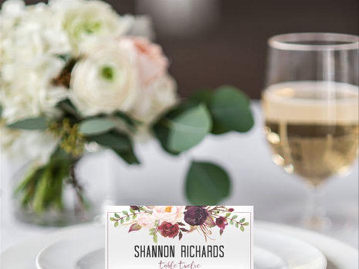 Tmx 1515682913 E562730884df9c86 1515682912 49d49c58b2d8fd6d 1515682912535 2 Preview Full 1 9 P Albany, NY wedding invitation
