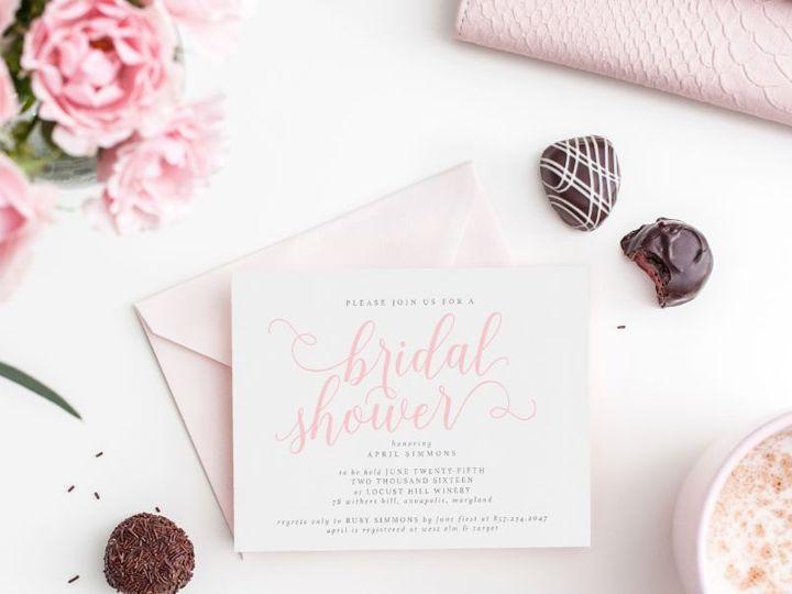 Tmx 1521552716 0fb163526eafa07f 1521552671 21e7bf8da2a9c78b 1521552671474 6 Screen Shot 2018 0 Albany, NY wedding invitation