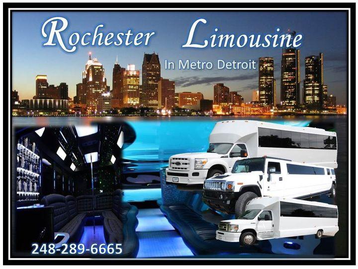 Tmx 1373640857633 Arl Logo1 Pontiac wedding transportation