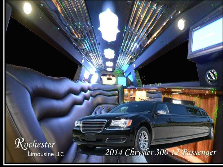 Tmx 1426721219878 Chrysler300 2015. Int Pontiac wedding transportation