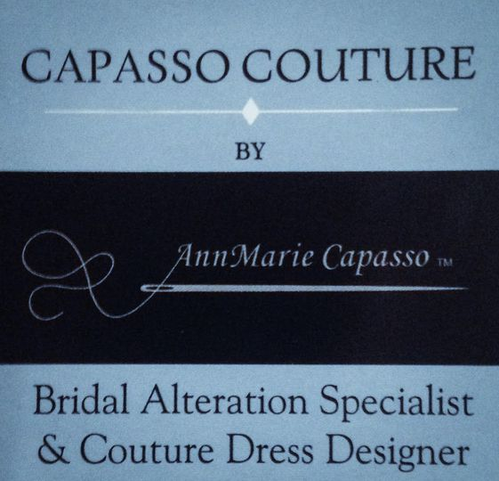 Capasso Couture by AnnMarie Capasso