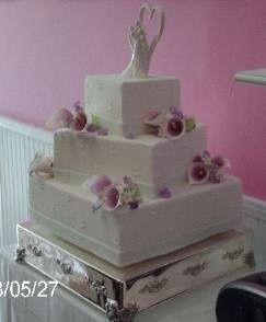 Tmx 1508677757658 Ab0f28eb08ae3fcbc758348b024d8743 Jersey City, NJ wedding cake
