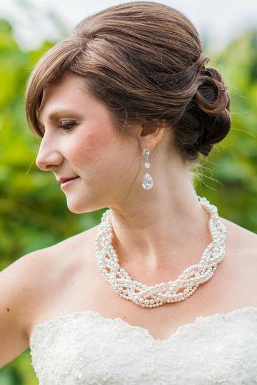 amanda badgley designsbraided pearl crystal statem