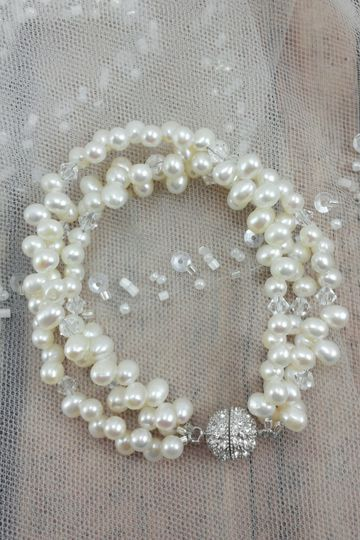 amanda badgley designsfreshwater pearl bracelet wi