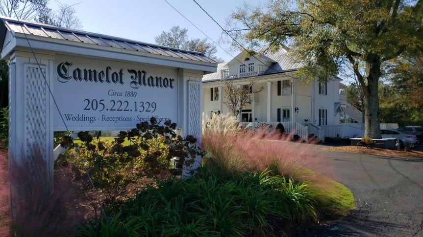Camelot Mansion, Westover, AL