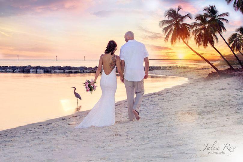 Key West wedding photography , beach wedding , Smathers beach Key WEst , Florida beach wedding