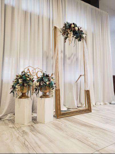 royale atrium wedding ceremony setup10 2019 51 204798 157850052918617