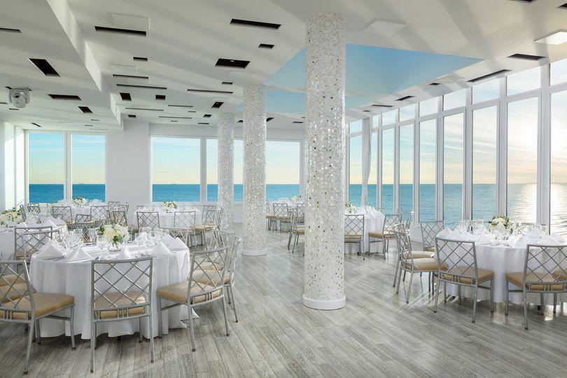 Allegria hotel venue long beach ny weddingwire for Beach weddings in ny
