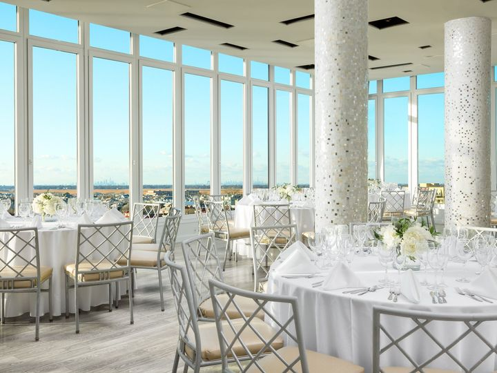 Tmx 1487088960490 Allegria Rooftop Wedding City View 2. Long Beach, New York wedding venue