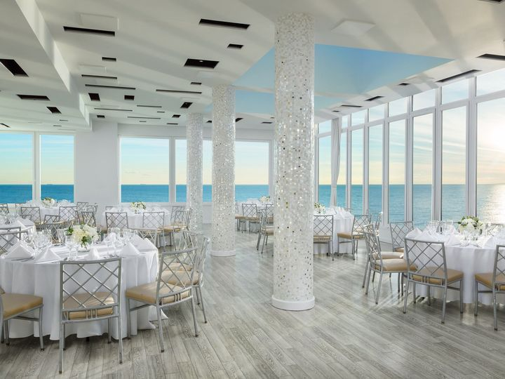 Tmx 1487089282831 Allegria Rooftop Wedding Ocean View. Long Beach, New York wedding venue