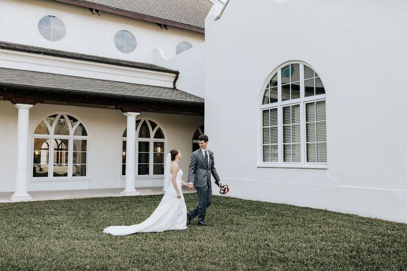 Wedding at Orlando Church