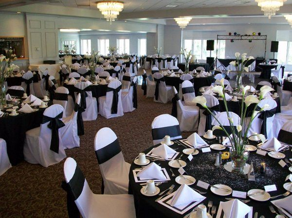 Tmx 1324673441888 BlackWhiteWedding Edwardsville, IL wedding venue