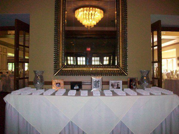 Tmx 1324673556873 PlaceCardTable Edwardsville, IL wedding venue