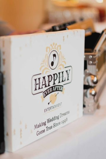 Happily Ever After DJ