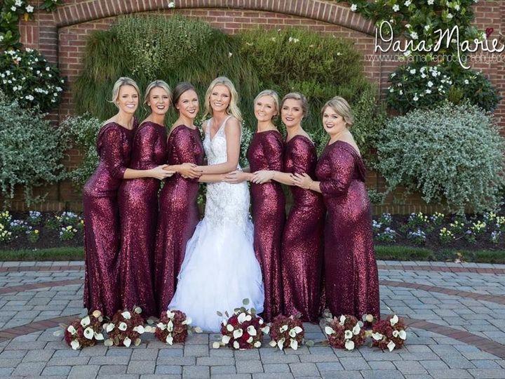 Tmx 1530036853 E7d408a8206ea9bd 1530036852 D2165823d264b361 1530036852404 1 22815335 197562413 Lewes, Delaware wedding beauty