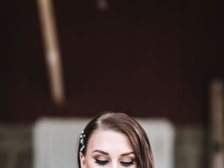 Tmx 272 Styled Shoot Cbi 2018 Maria Deforrest 51 577798 V1 Lewes, Delaware wedding beauty
