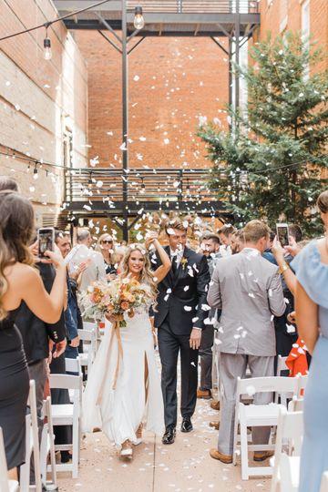 Lauren & Evan Greenville Wed