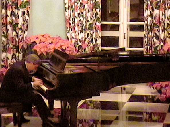Piano Performance at The Greenbrier Resort
