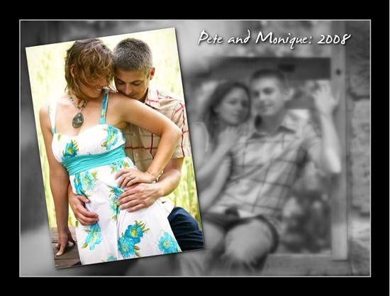 Engagement: Candid Moment: Collage
