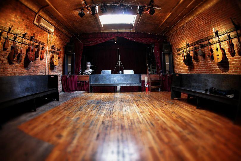 Open Space dance floor