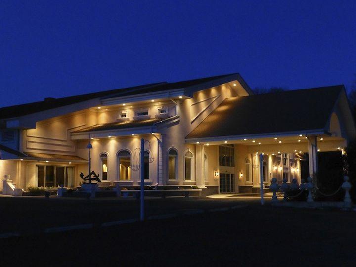 La Mirage front entrance