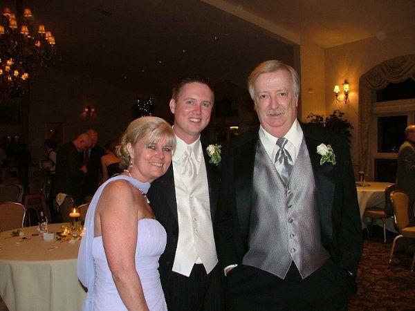Suesie, Louie & Lou Charest