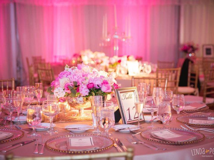 Tmx 1440531055595 Dormer Tablescape Florham Park, NJ wedding venue