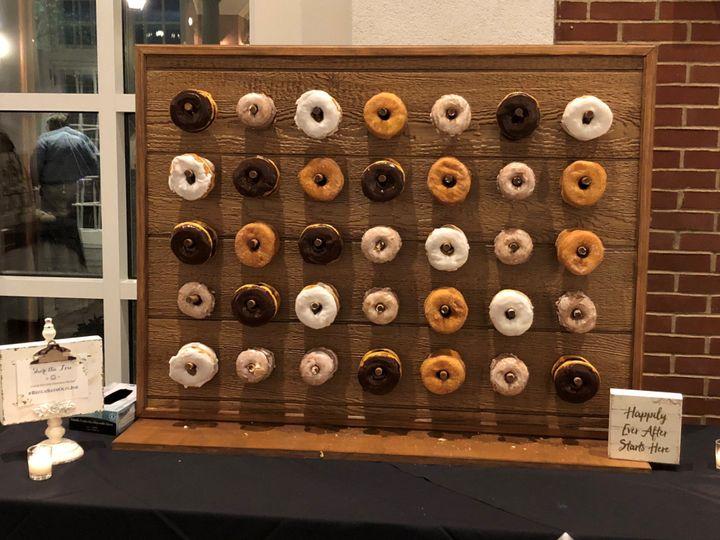 Tmx Donut Wall 51 2898 157964142556275 Florham Park, NJ wedding venue