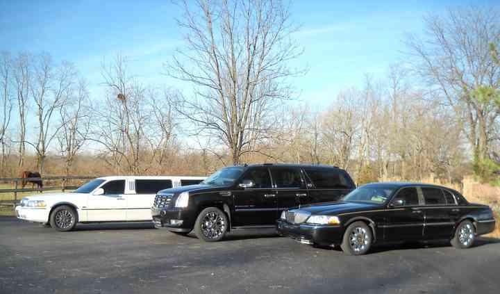 CSA Heritage Limousine & Sedan Service LLC.