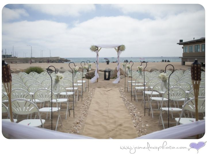 Tmx 1383352284375 Charthouse Wedding Wire Stomped 002 Redondo Beach wedding venue