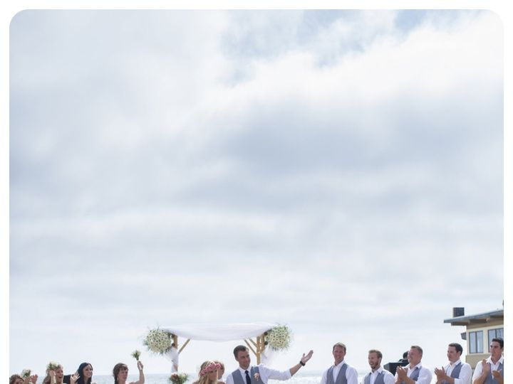 Tmx 1383352357034 Charthouse Wedding Wire Stomped 003 Redondo Beach wedding venue